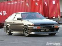 Corolla GTS 1983-1987 4AGE