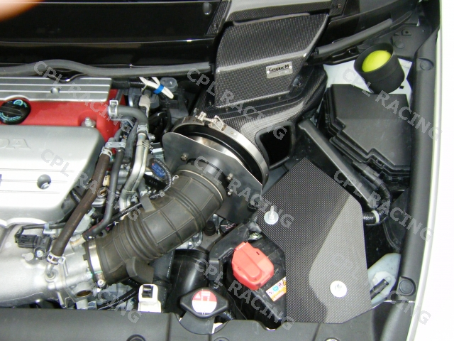 Gruppe M Ram Air Intake - JDM Honda Civic Type R FD2 : CPL ...