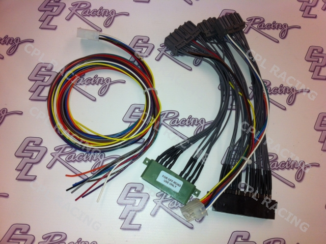 obd0 to obd1 conversion jumper harness cpl racing rh cplracing co uk honda obd0 to obd1 conversion harness instructions honda obd0 to obd1 conversion harness