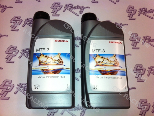 Honda MTF3 Transmission / Gearbox Oil - 1 litre bottle