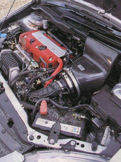 Gruppe M Ram Air Intake - Civic Type R EP3 - 2001 to 2006 : CPL Racing