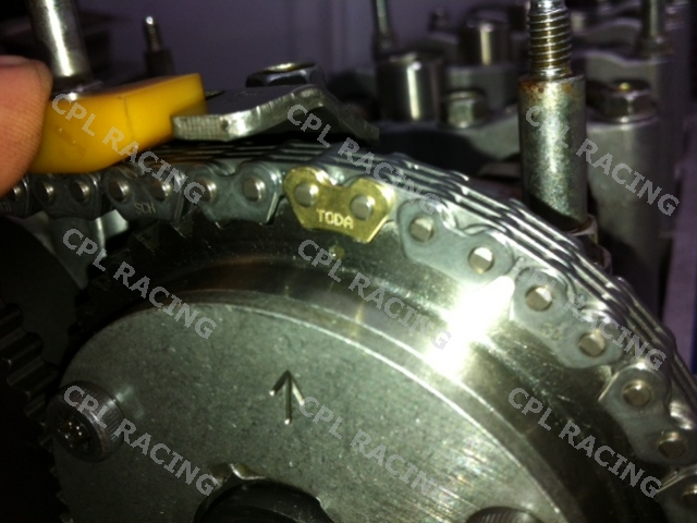 Toda Heavy Duty Cam Chain Timing Chain - K20