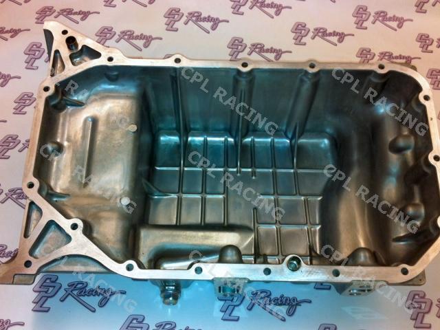 Honda Civic Jdm Fd2 Rrc Oil Pan Sump Pan Oem Part