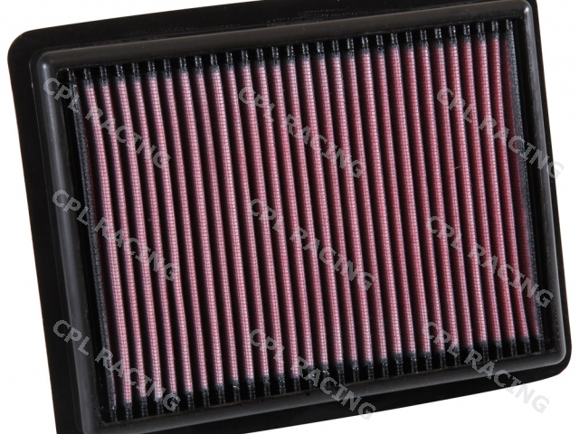K&N High Flow Air Filter - Honda Civic Type R FK2 K20C part no 33-3058