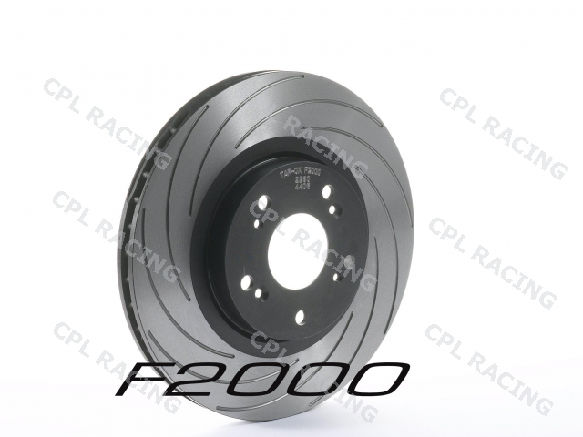 Tarox Front Brake Discs - Honda Civic Type R FN2 2007 to 2012 - G88 design