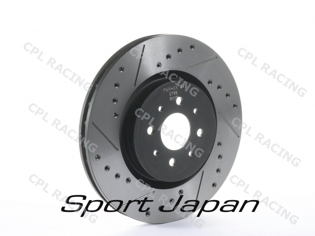 Tarox Rear Brake Discs - Honda Civic Type R EP3 2001 - 2006 - G88 design