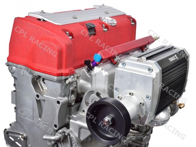 CPL Racing K20 Supercharger Kit - EP3 FN2 K Swap Lotus Honda K24