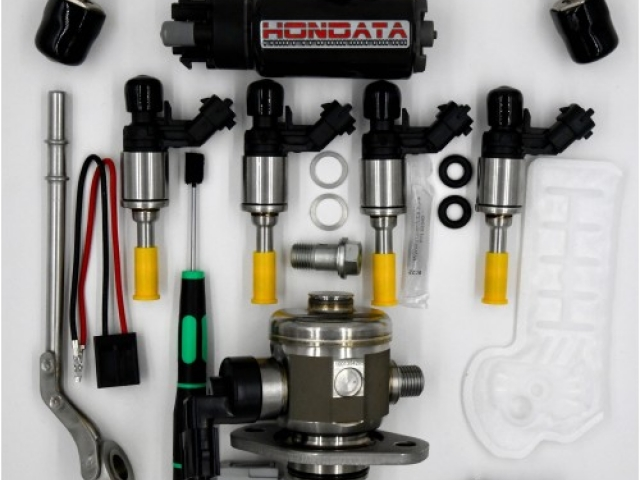Hondata Civic Type R FK8 Fuel System Upgrade