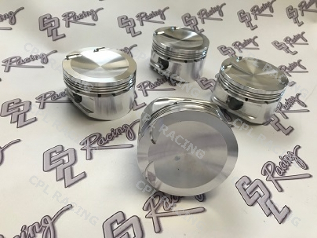 C P Pistons  - Mini N14 - 77.5mm bore - 10:1 compression ratio
