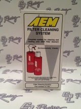 AEM Filter Cleaning Kit - for oil type filter