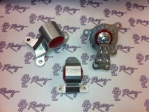 Innovative Set of 3 Billet Engine Mounts - Honda Civic Type R EP3 K20