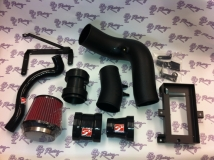 Skunk SI Intake and Coupler with CPL Racing Battery Tray -  Civic Type R FN2 2007 to 2011