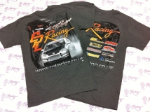 CPL Racing Printed T-Shirt - Mens Size Extra Large