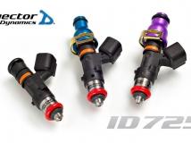 Injector Dynamics 725cc Injectors - Honda K Series K20 K24 EP3 DC5 FN2 FD2 K-Swap