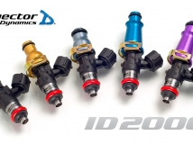 Injector Dynamics 2000cc Injectors - set of 4 - Honda K Series K20 K24 EP3 DC5 FN2 FD2 K-Swap
