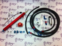 CPL Racing Civic Type R EP3 Fuel System