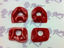 Energy Suspension Motor Mount Inserts EP3/DC5 - Red