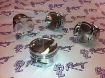 C P Pistons - Honda B Series  B18C 9:1 compression 81.5 mm bore