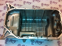 Honda Civic JDM FD2 RRC oil pan / sump pan OEM - part number 11200-RRC-000