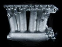 Honda 70mm RBC Inlet Manifold (pre-cut) & Hondata Heatshield Gasket Package - Honda Civic Type R EP3 & Integra Type R DC5