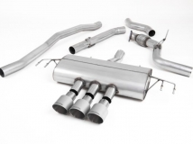 Milltek Sport - Honda Civic Type R FK8 2017 onwards Catback Exhaust - SSHXO254