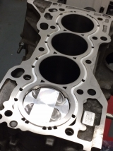 Honda B18 Forced Induction Short Block     Shortblock