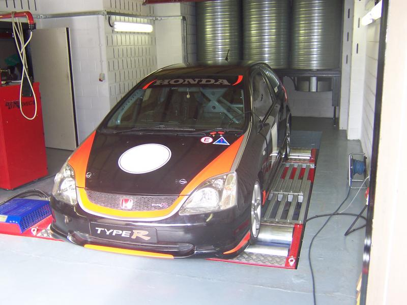 Anthony Allitt Dyno Cell