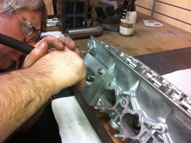 Cylinder Head Work / Upgrades : CPL Racing